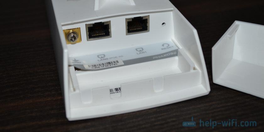 Порты TP-Link CPE510