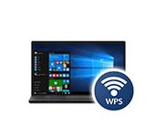 Подключение к роутеру через WPS в Windows 10