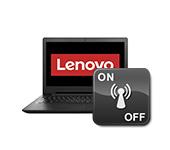 Управление Wi-Fi на ноутбуке Lenovo