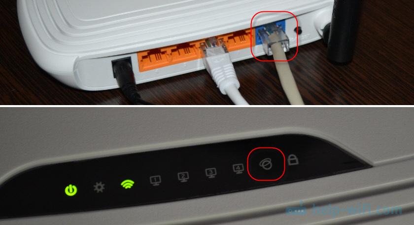 Не работает интернет на роутере из-за WAN порта, или витой пары
