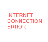 INTERNET CONNECTION ERROR в браузере