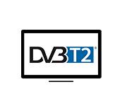 Просмотр DVB-T2