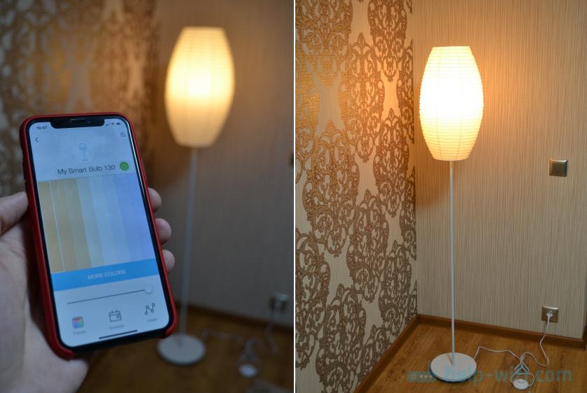 Как работают умные Wi-Fi лампочки