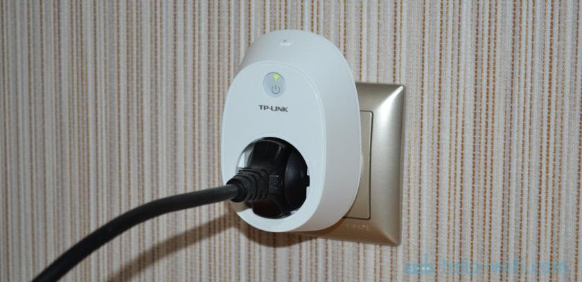 Подключение бойлера через умную Wi-Fi розетку