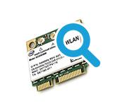 Поиск названия WLAN модуля