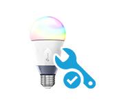 Настройка tp-link smart bulb