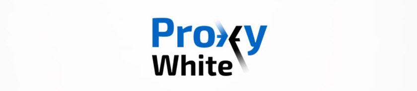 Фото: прокси-сервера Proxy White