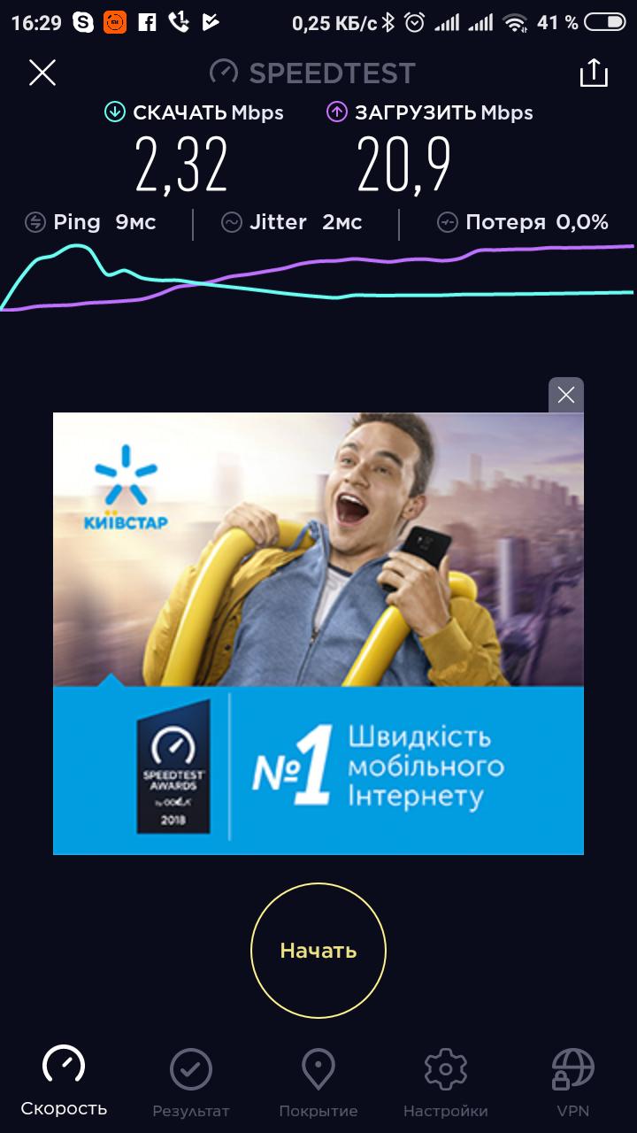 Плохая скорость Wi-Fi через Xiaomi Mi WiFi Router 3