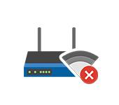 """Устройство """"ложит"""" Wi-Fi сеть и роутер"""