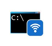 Команды для раздачи интернета по Wi-Fi в Windows
