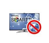 Не работает интернет на телевизоре Samsung