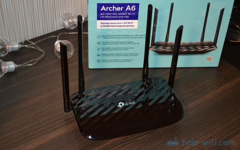 TP-Link Archer A6