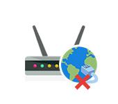 Роутер перестал раздавать интернет по Wi-Fi и кабелю
