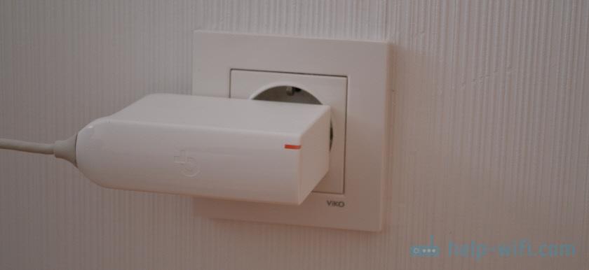Соединение через Powerline в TP-Link Deco P7