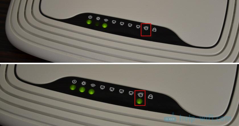 Проблемы с кабелем провайдера (WAN) при подключении через роутер