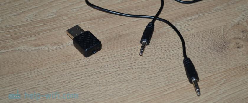 Bluetooth трансмиттер для вывода звука на динамики