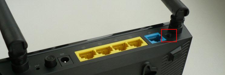 Нет кнопки WPS для подключения принтера