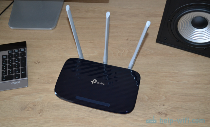 Фото маршрутизатора TP-Link Archer A2