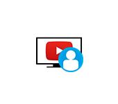 Аккаунт YouTube на телевизоре